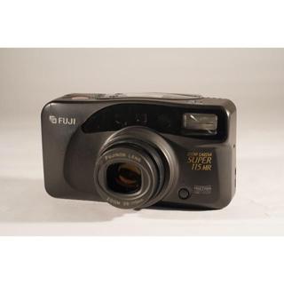 フジフイルム(富士フイルム)の実写済フィルムカメラ FUJI ZOOM CARDIA SUPER 115 MR(フィルムカメラ)