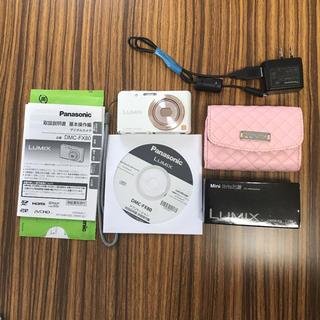 パナソニック(Panasonic)のPanasonic LUMIX DMC-FX80(コンパクトデジタルカメラ)