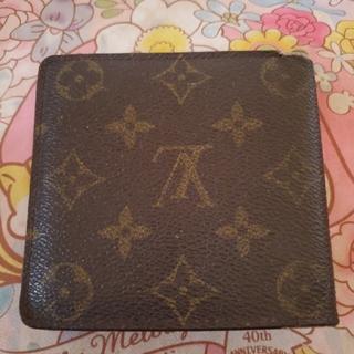 LOUIS VUITTON - 正規‼️ルイヴィトン♥️2つ折り財布👛💞シリアルナンバーあり‼️