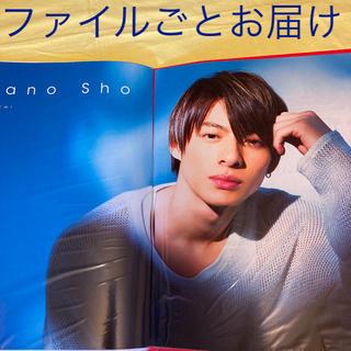 ジャニーズ(Johnny's)の平野紫耀さん 雑誌切り抜きファイリング(アート/エンタメ/ホビー)