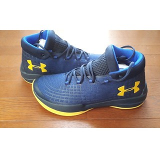 UNDER ARMOUR - UNDER ARMOUR  バスケットシューズ