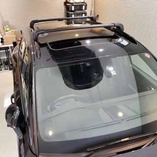スーリー(THULE)のMacan用 THULE WingBar Edge 9592+取付KIT(車外アクセサリ)
