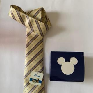 ディズニー(Disney)の新品未使用❣️Disneyネクタイ※ミッキー(ネクタイ)