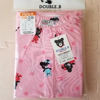 mikihouse - 新品タグ付き ミキハウスの可愛いパジャマ♪ 110