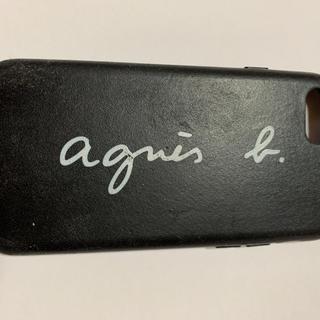 アニエスベー(agnes b.)のアニエスベー  iPhone7.8 ケース(iPhoneケース)