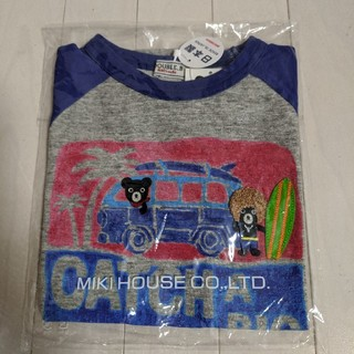 新品☆ダブルB☆半袖Tシャツ☆120