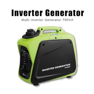インバーター 発電機 700VA 800VA ポータブル電源 非常用