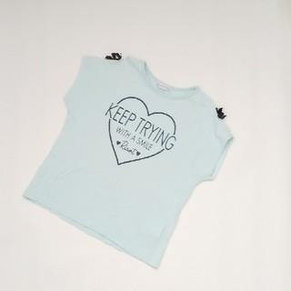 シマムラ(しまむら)のTシャツ 140 肩だし (Tシャツ/カットソー)