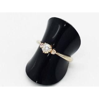 杢目金屋 ♡ ダイヤモンドリング (0089-01)(リング(指輪))