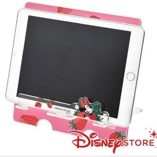ディズニー(Disney)のミニーちゃん スマートフォンタブレットスタンド(PC周辺機器)