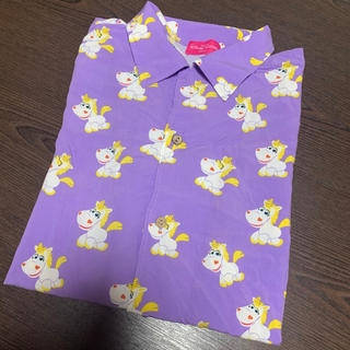 Disney - ディズニーリゾート アロハシャツ Lサイズ