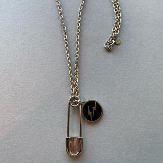 ユニフォームエクスペリメント(uniform experiment)のuniform experiment UE SAFTY PIN NECKLACE(ネックレス)