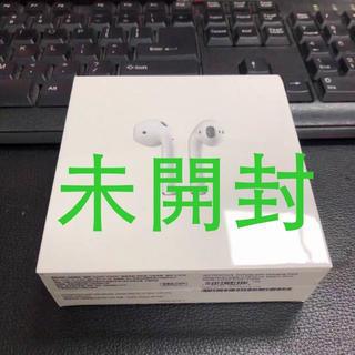 Apple - 国内正規品アップル エアーポッド第2世代