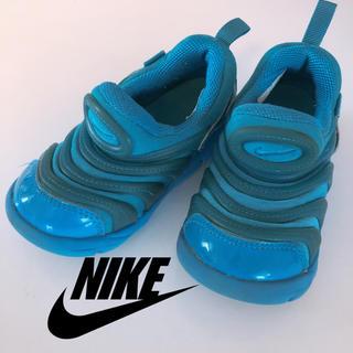 ナイキ(NIKE)のNIKE◇ダイナモ◇ブルー◇15cm(スニーカー)