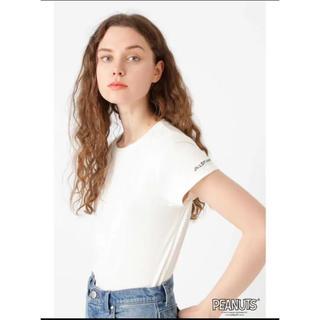 ジルスチュアート(JILLSTUART)のジルスチュアート  スヌーピー コラボTシャツ(Tシャツ(半袖/袖なし))