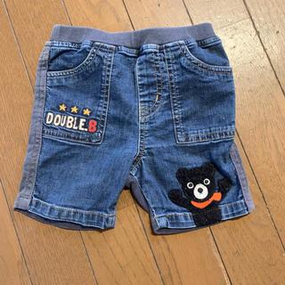 ダブルビー(DOUBLE.B)のダブルビー デニム 半ズボン(パンツ)