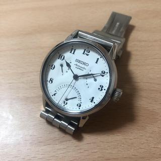 セイコー(SEIKO)の【大幅値下げ】SEIKO プレザージュ SARD007 琺瑯白文字盤(腕時計(アナログ))