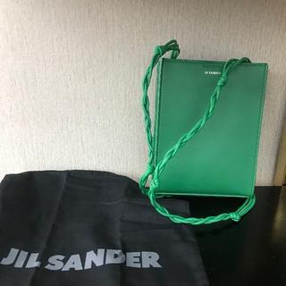 ジルサンダー(Jil Sander)のJILSANDER ジルサンダー ドローストリングバッグ(ショルダーバッグ)