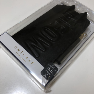 アップル(Apple)の【新品】iPhoneX スマホケース 5.8in(iPhoneケース)