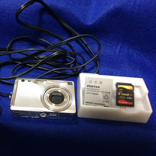 ペンタックス(PENTAX)のデジカメ Pentax S4i ジャンク品(コンパクトデジタルカメラ)
