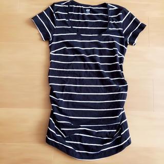 エイチアンドエム(H&M)のマタニティTシャツ H&M(マタニティトップス)