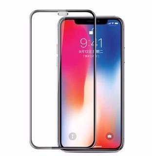 【新品】iPhone フィルム 強化ガラス 全面保護フィルム(保護フィルム)