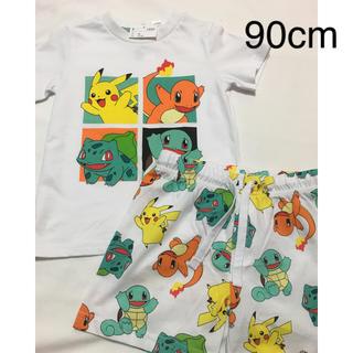 エイチアンドエム(H&M)のパジャマ ポケモン 新品 90cm(パジャマ)