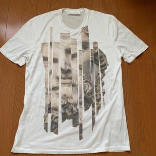 ニールバレット(NEIL BARRETT)の値下げいたします★NElL BARRETT  t-シャツ(Tシャツ/カットソー(半袖/袖なし))