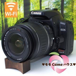 キヤノン(Canon)のキャノン Kiss X☆WiFiでスマホ転送♪入門用一眼レフ☆882(デジタル一眼)