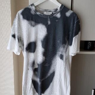 アレキサンダーマックイーン(Alexander McQueen)のALEXANDER MCQUEEN  カットソー sizeM(Tシャツ/カットソー(半袖/袖なし))