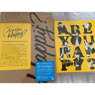 アラシ(嵐)の嵐 Blu-Ray 初回限定盤 通常盤 2点セット(ポップス/ロック(邦楽))