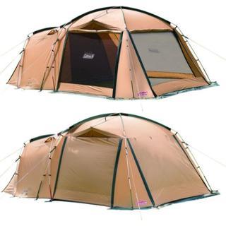 コールマン(Coleman)のコールマン(Coleman) テント タフスクリーン2ルームハウス 4〜5人用(テント/タープ)