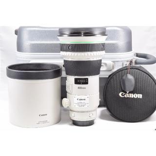 極良品 Canon キャノン EF400mm F4 DO IS II 2型(レンズ(ズーム))