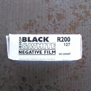 BLACK&WHITE 期限切れフィルム(その他)
