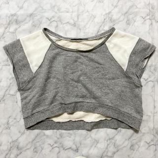 エディション(Edition)のEdition ショートトップス Tシャツ(Tシャツ(半袖/袖なし))