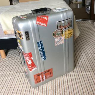 ゼロハリバートン(ZERO HALLIBURTON)のゼロ・ハリバートンスーツケース 難あり・美品(トラベルバッグ/スーツケース)