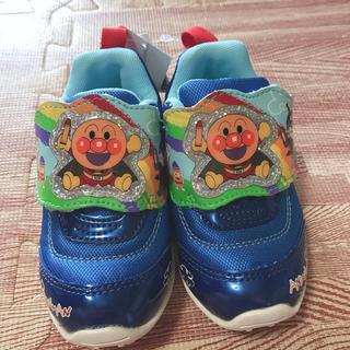 ムーンスター(MOONSTAR )のアンパンマン 靴 (スニーカー)