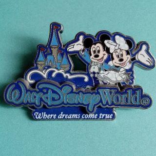 ディズニー(Disney)のウォルトディズニーワールド ピンバッチ(その他)