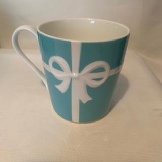 ティファニー(Tiffany & Co.)の美品 ティファニー マグカップ ブルーボックス   1個(グラス/カップ)