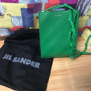 ジルサンダー(Jil Sander)のJIL SANDER ストラップショルダーバッグ 男女兼用(ショルダーバッグ)