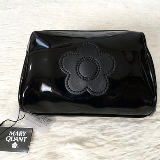 MARY QUANT - 新品 MARY QUANT マリクワ ポーチ