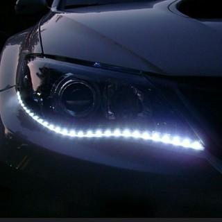 新品 未使用 フレキシブル LED ライト 車 バイク 3