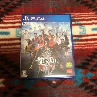 プレイステーション4(PlayStation4)の龍が如く 維新! PS4(家庭用ゲームソフト)