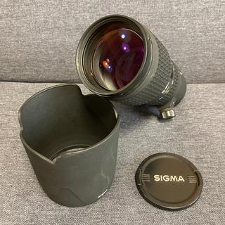 シグマ(SIGMA)のSigma 100-300 f4 apo hsm canon efマウント(レンズ(ズーム))