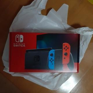 ニンテンドウ(任天堂)の任天堂 Switch 本体(家庭用ゲーム機本体)