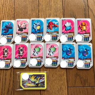 ポケモンガオーレ 13枚(家庭用ゲームソフト)