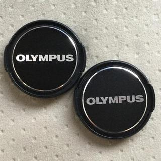 オリンパス(OLYMPUS)のオリンパス  レンズキャップ 37mm  LC-37B  2コ(その他)