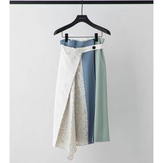 STUDIOUS - UNITED TOKYO ユナイテッドトウキョウ パターン スカート