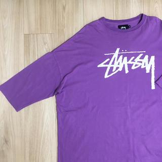 STUSSY - STUSSY ステューシー Tシャツ 5分丈