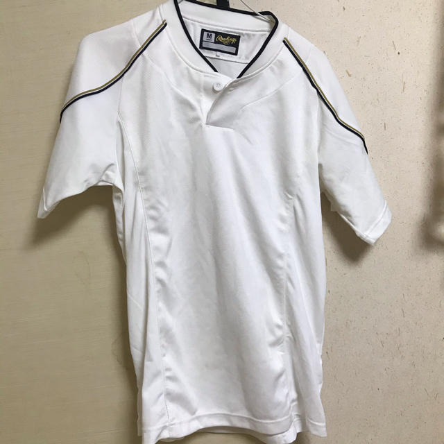 Rawlings(ローリングス)のローリングス 練習着 ベースボールTシャツ Mサイズ スポーツ/アウトドアの野球(ウェア)の商品写真